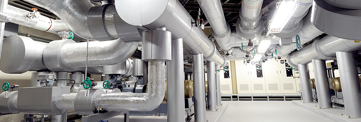 HVAC & Plumbing for Buildings Business